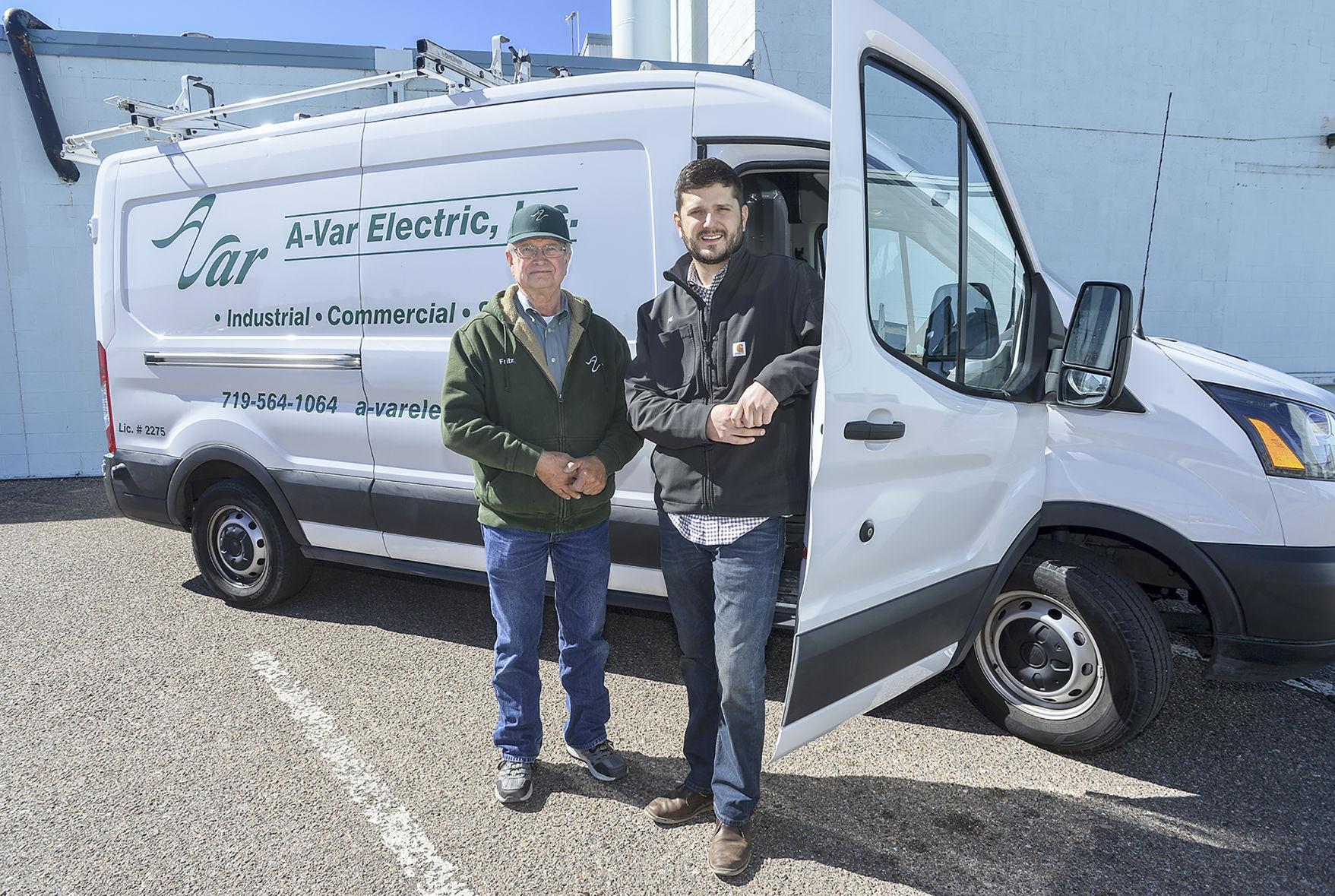 A-Var Electric Donald & Greg Anzlovar